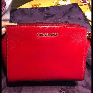 Michaelkors Red purse